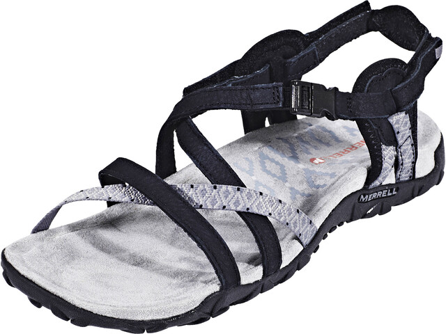 Merrell Terran Lattice II sandaalit Naiset, black